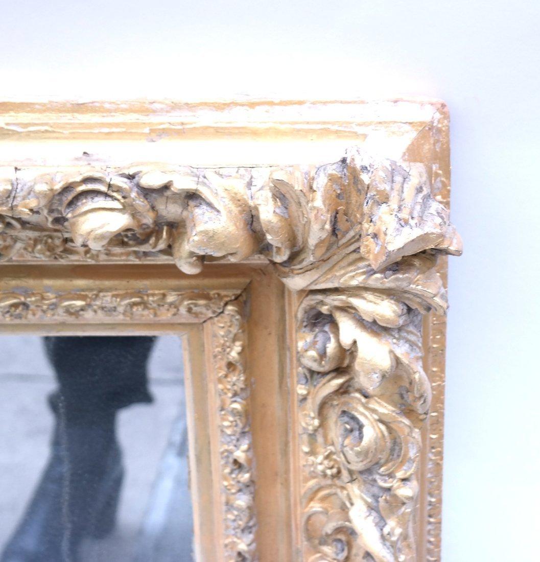 Ornate Gilt Mirror - 3