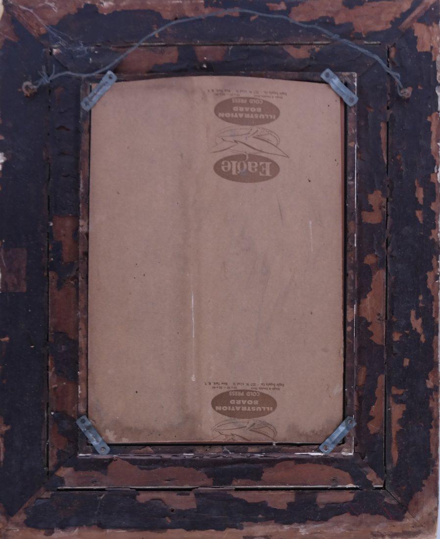 Ornate Gilt Mirror - 4