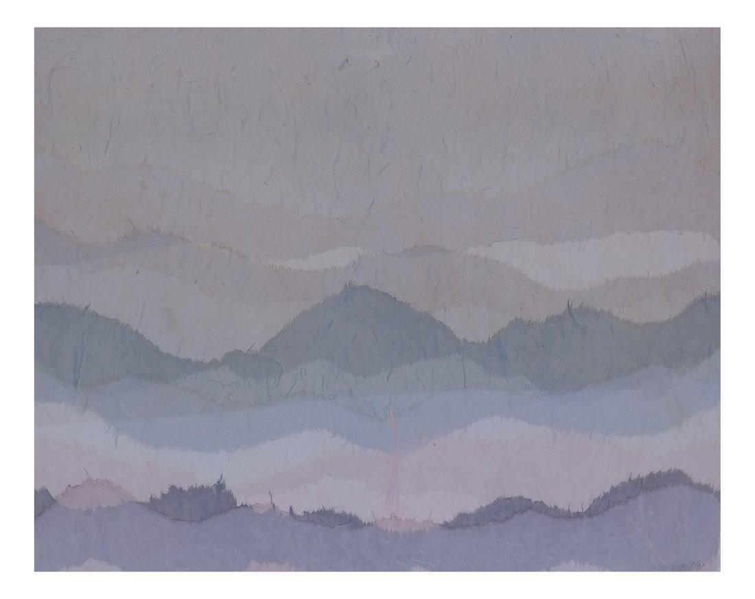Lorenzo Alto, Pair of Collages - 2