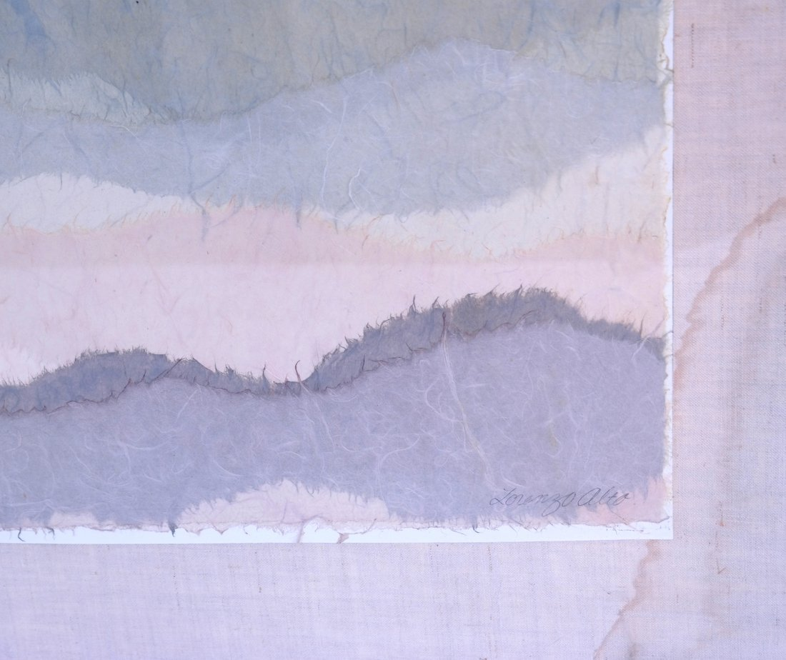 Lorenzo Alto, Pair of Collages - 3