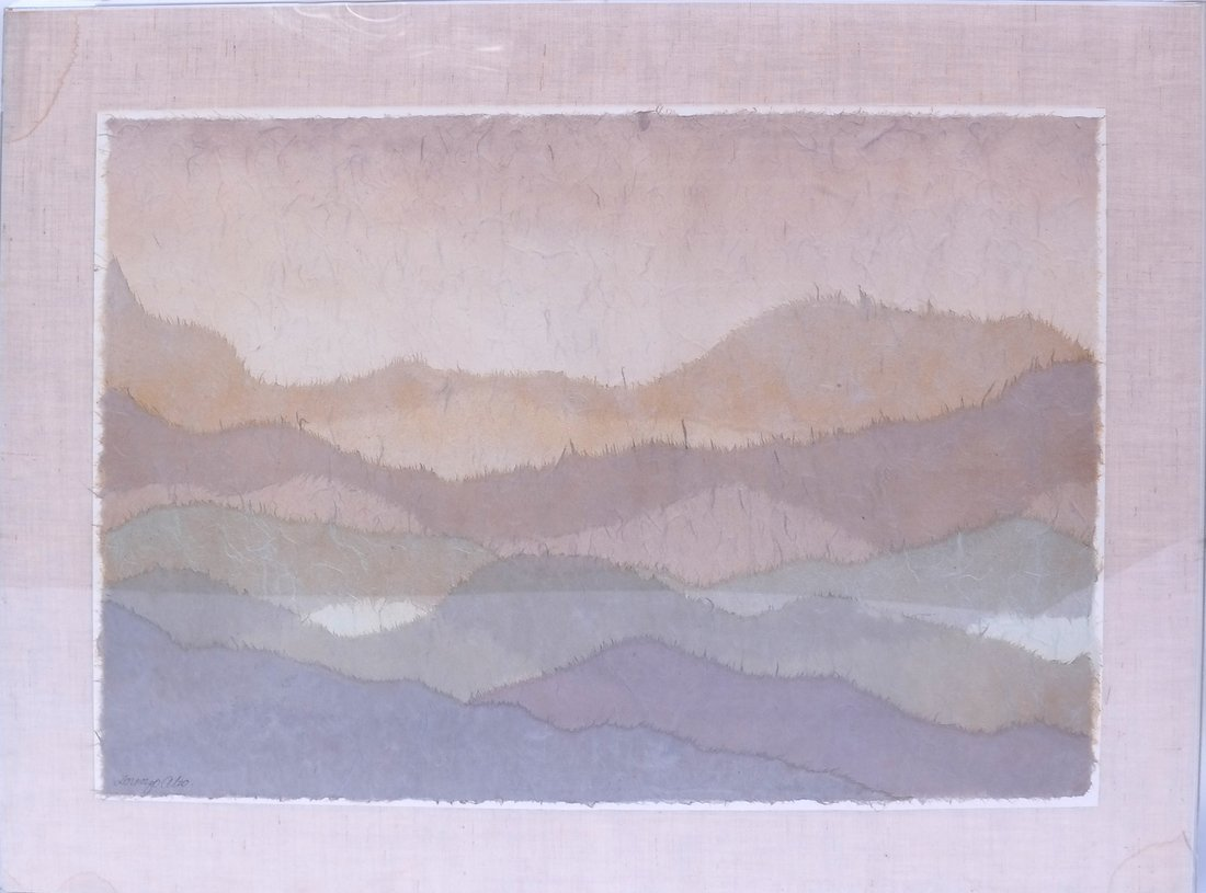 Lorenzo Alto, Pair of Collages - 6