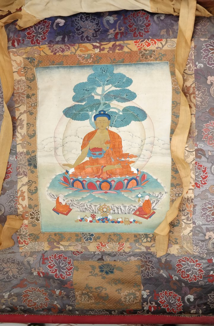 19th Century Thangka - 2