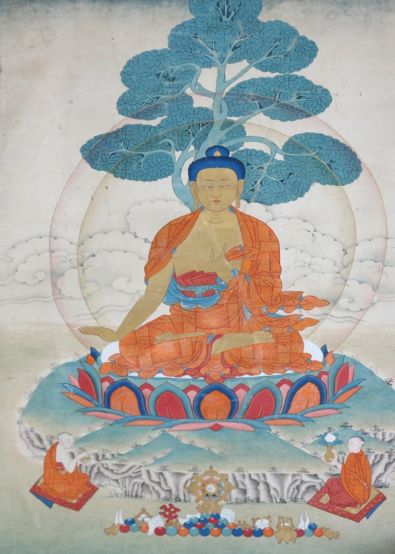 19th Century Thangka - 3