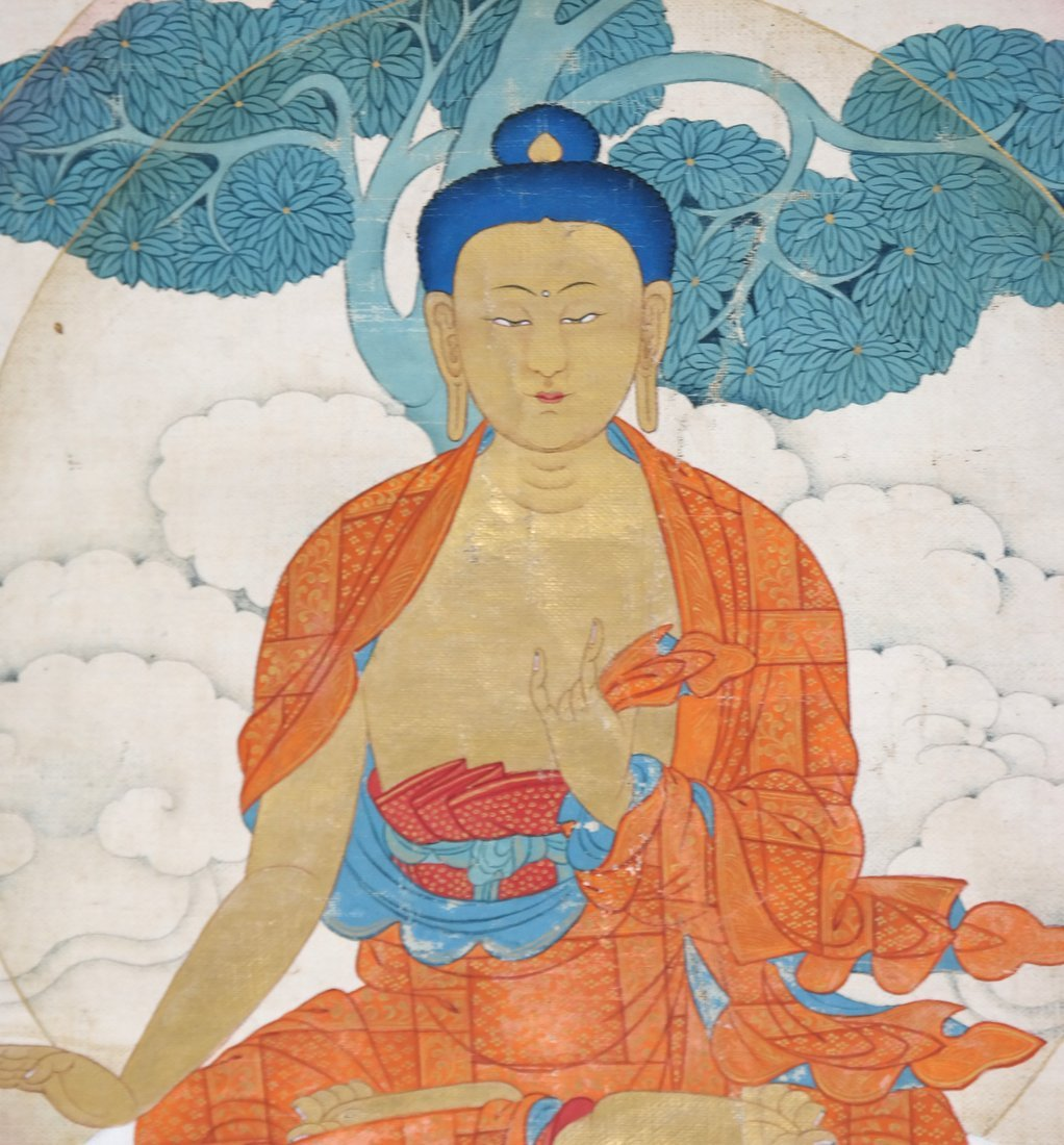 19th Century Thangka - 4