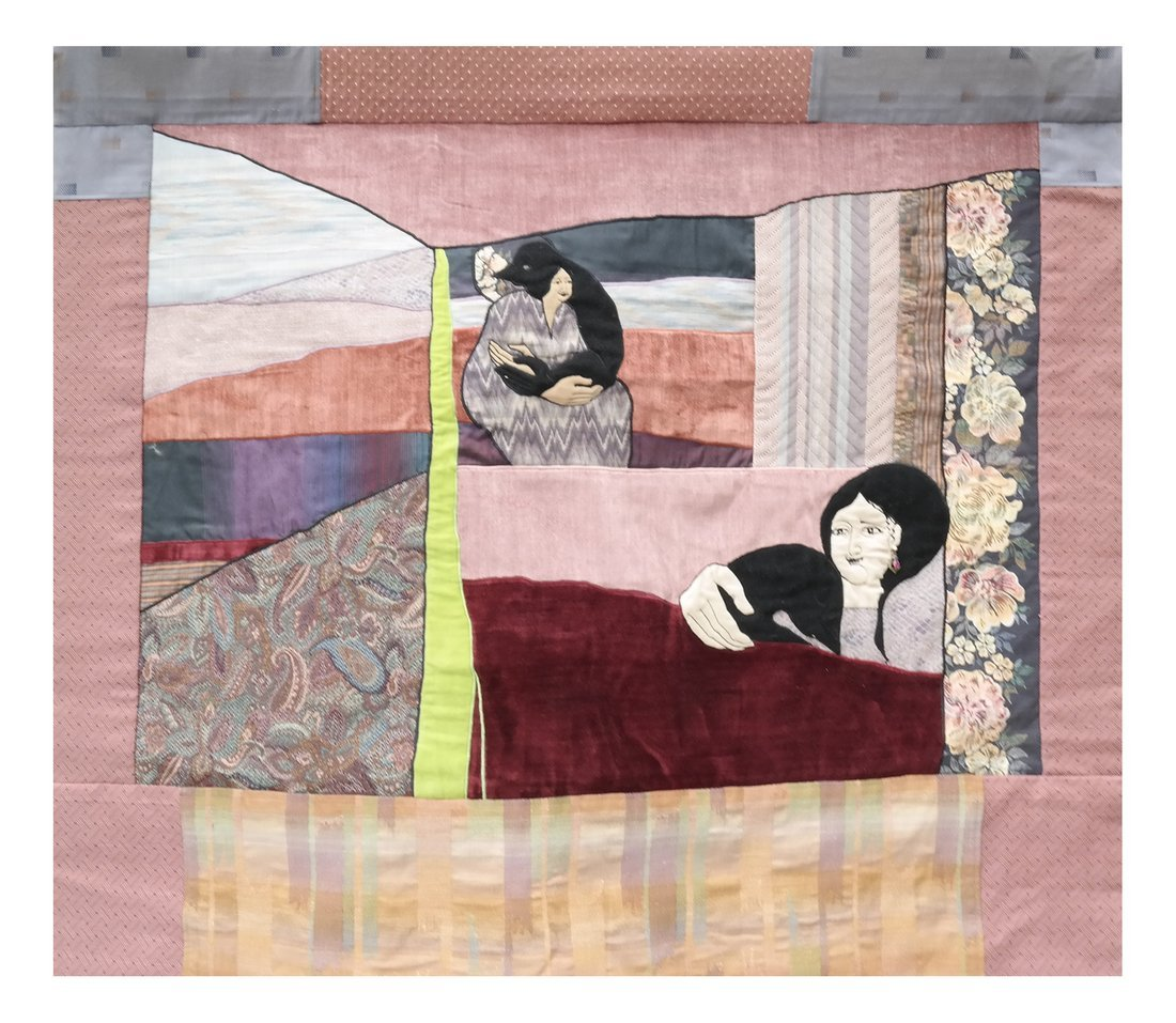 Contemporary Tapestry by A. Christy