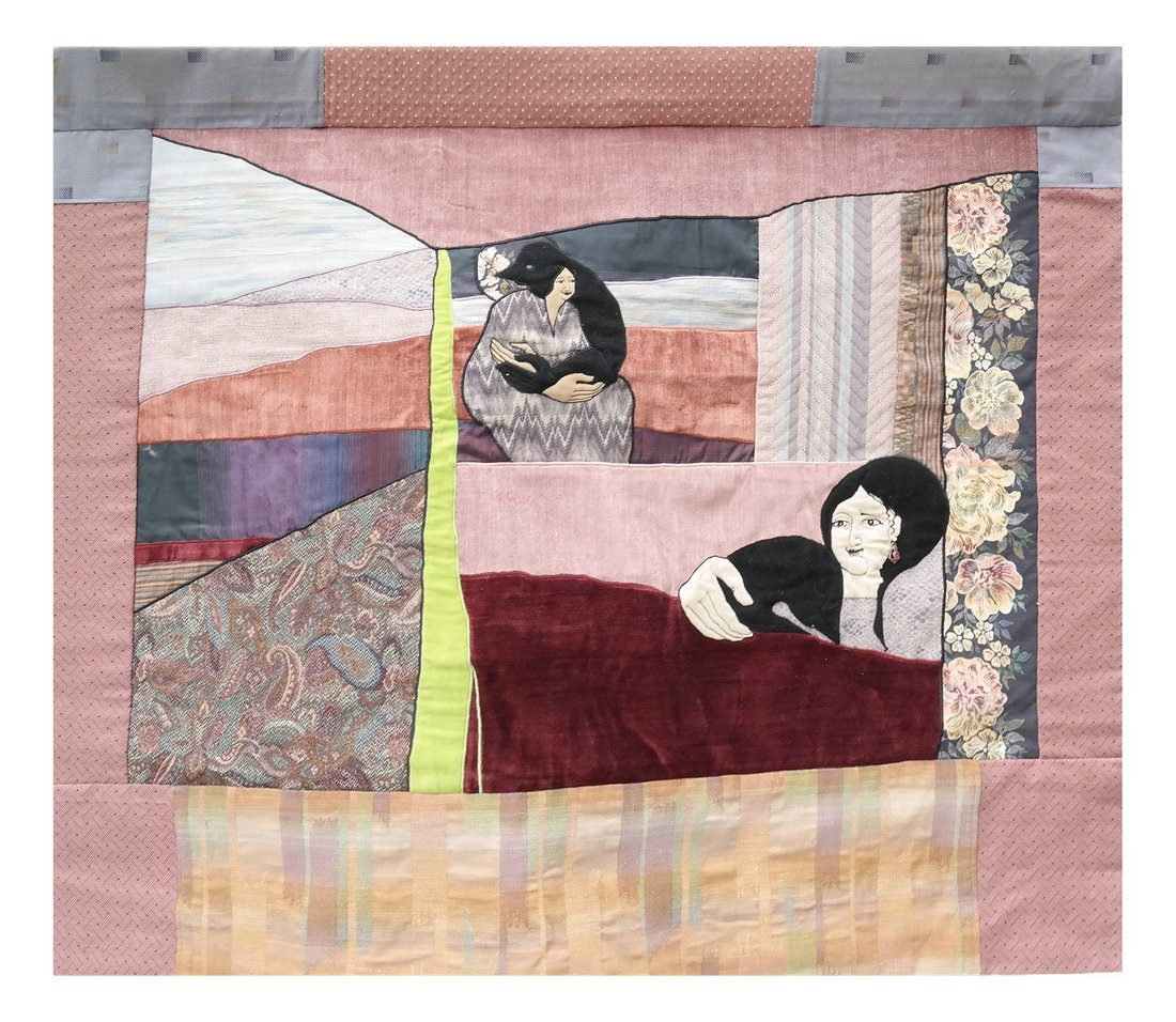Contemporary Tapestry by A. Christy - 2