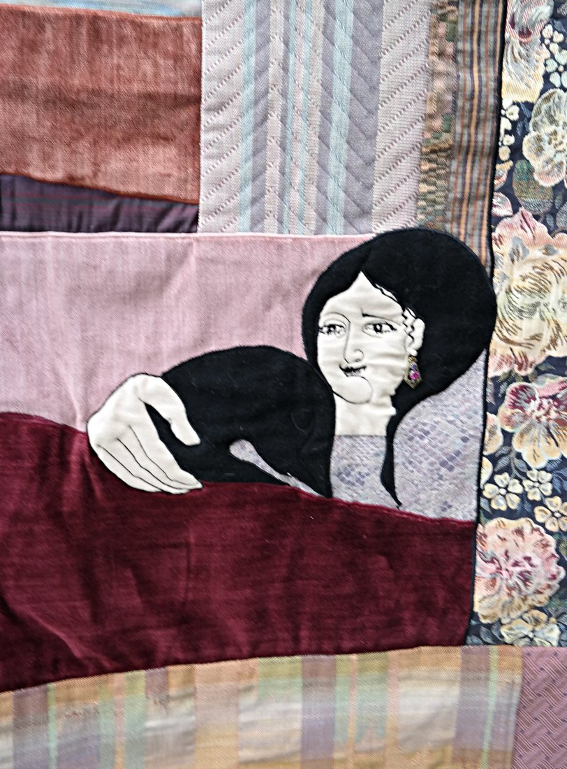 Contemporary Tapestry by A. Christy - 4