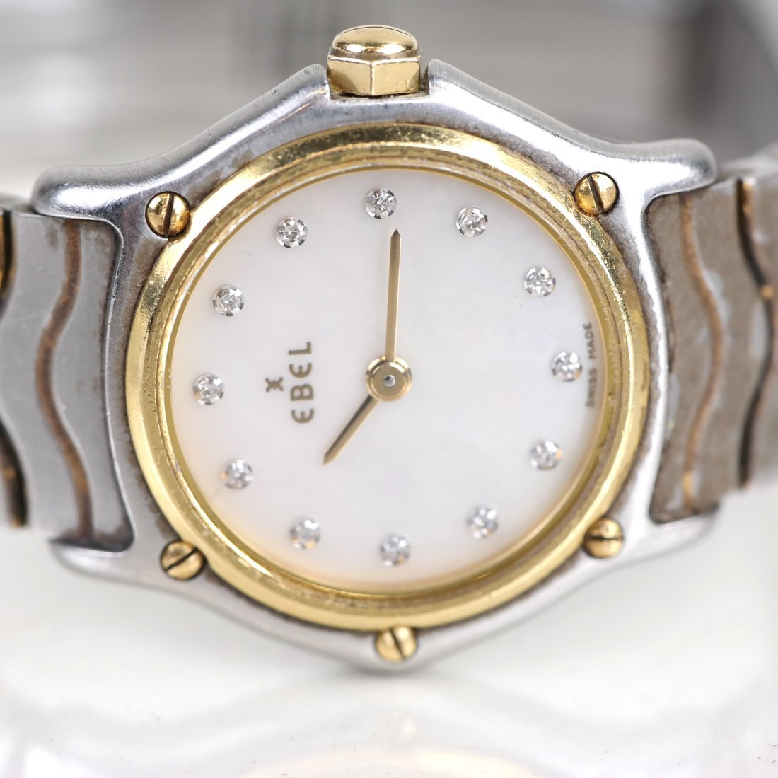 Ebel Watch, 18k and Stainless - 3
