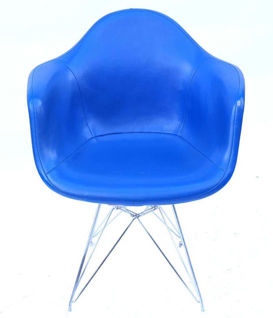 Herman Miller Blue Chair - 2