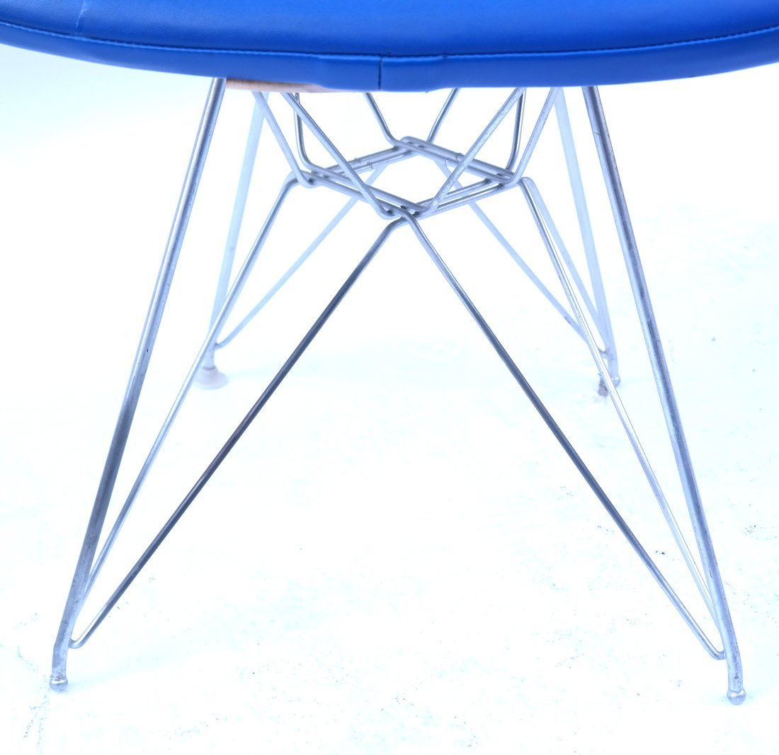 Herman Miller Blue Chair - 3