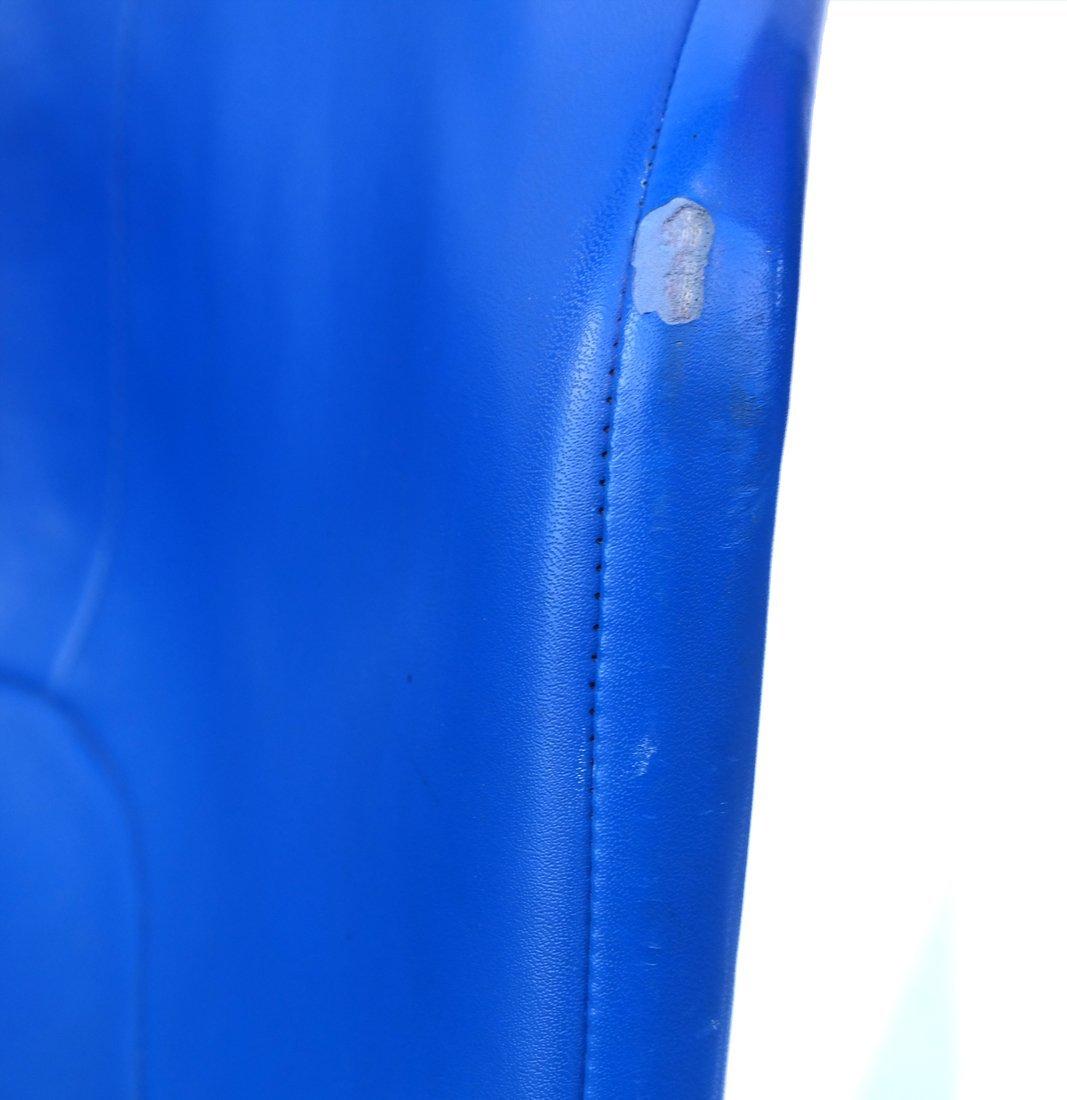 Herman Miller Blue Chair - 5