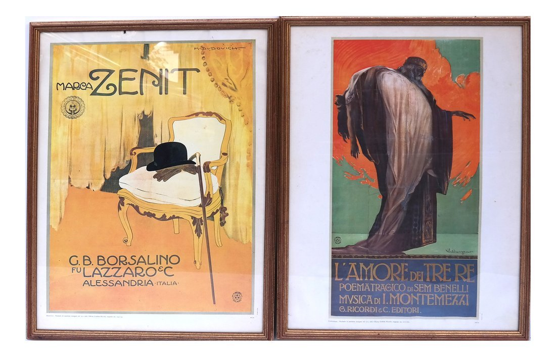Set of Four Prints - 8