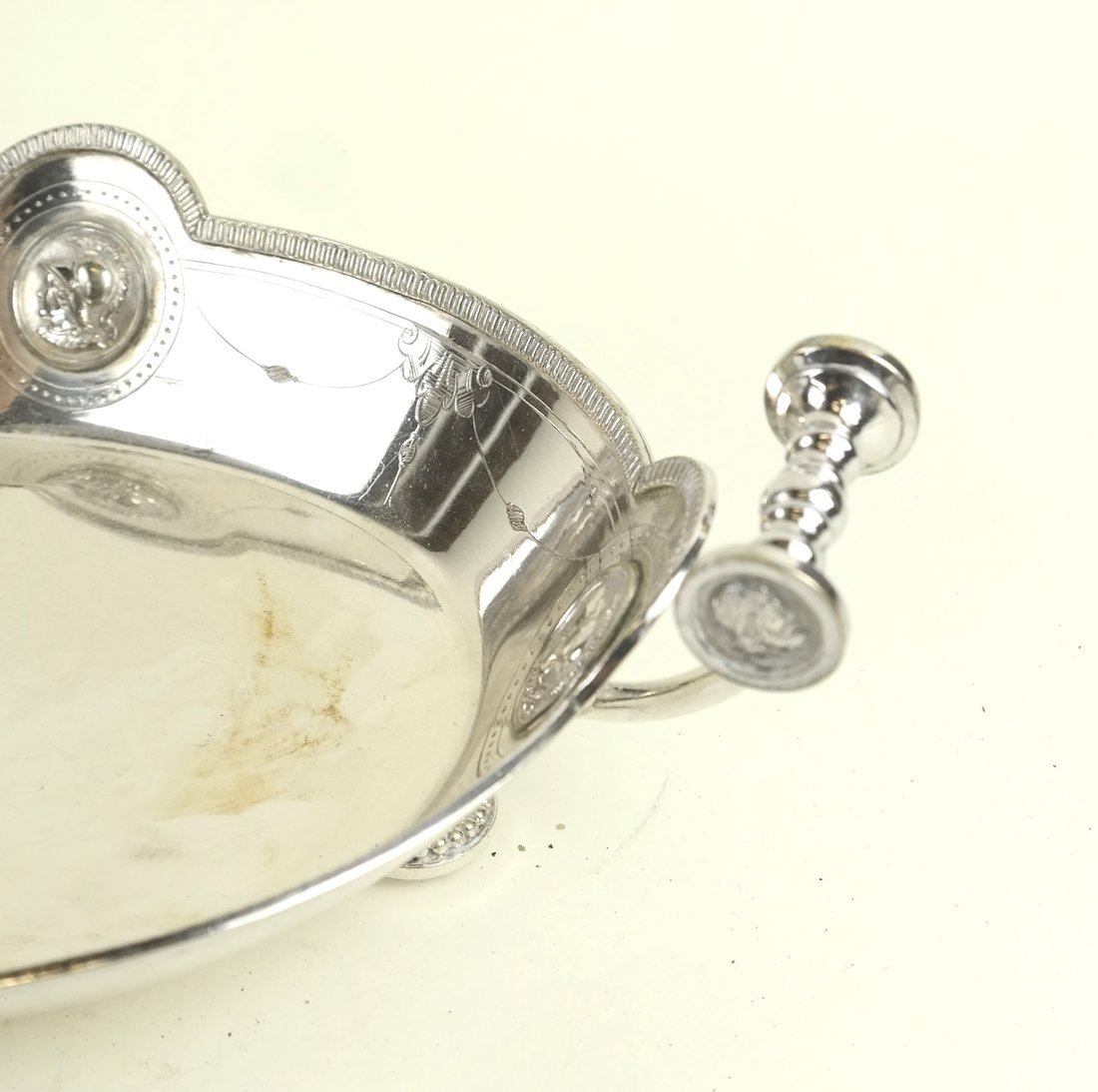 Pair of Silver Plate Trays - 3