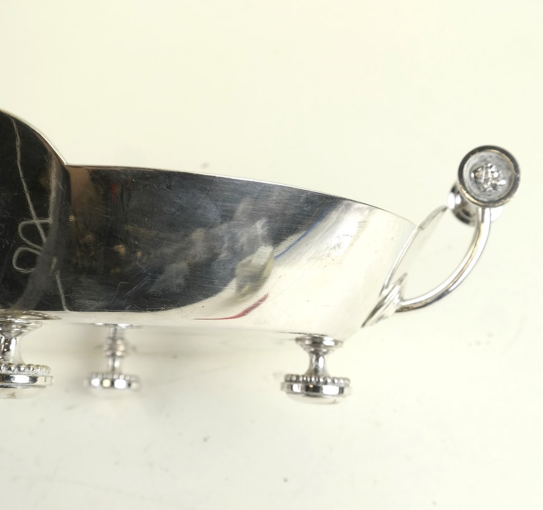 Pair of Silver Plate Trays - 5