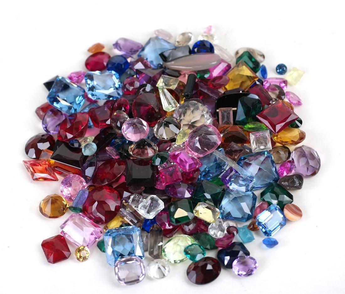 Bag of Mixed Stones