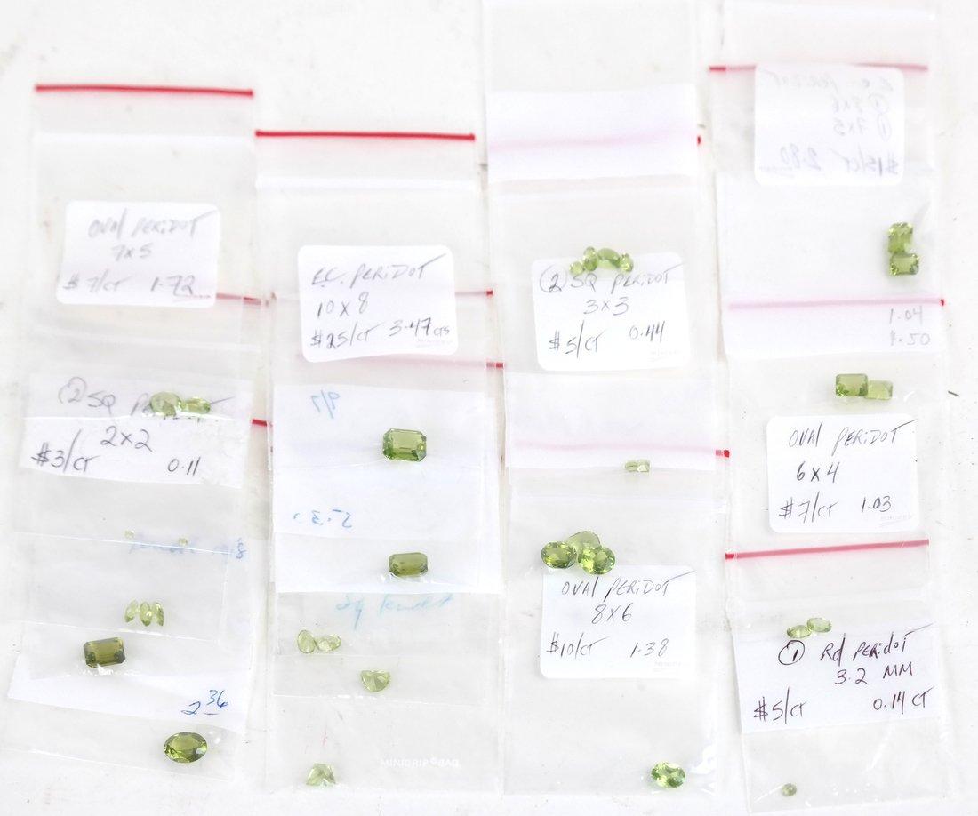 Bag of Assorted Peridots