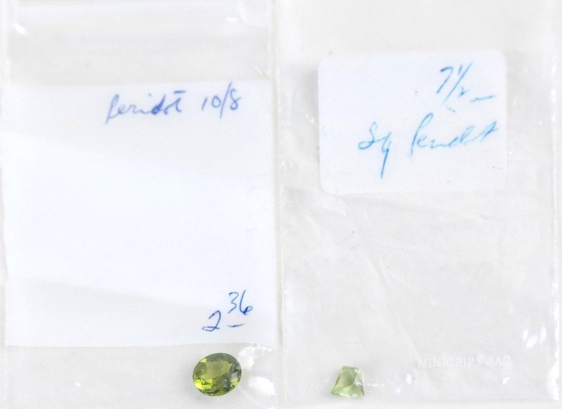 Bag of Assorted Peridots - 2