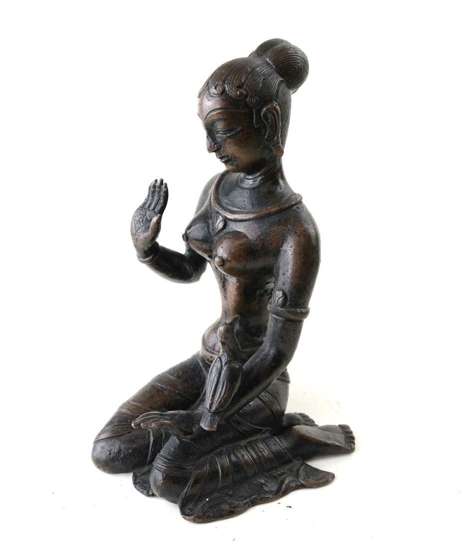 Antique Indian Bronze Figure