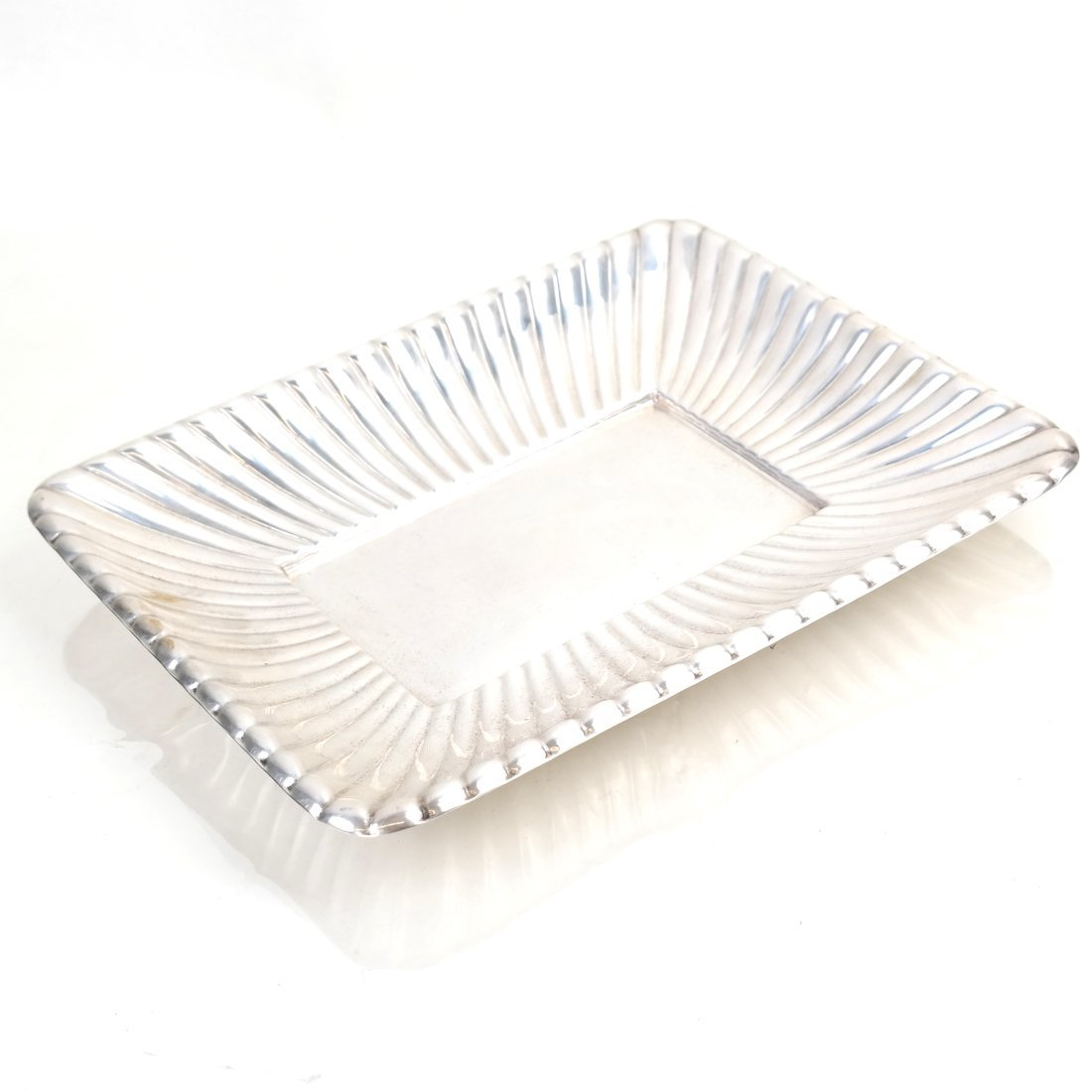 Reed & Barton Sterling Serving Dish
