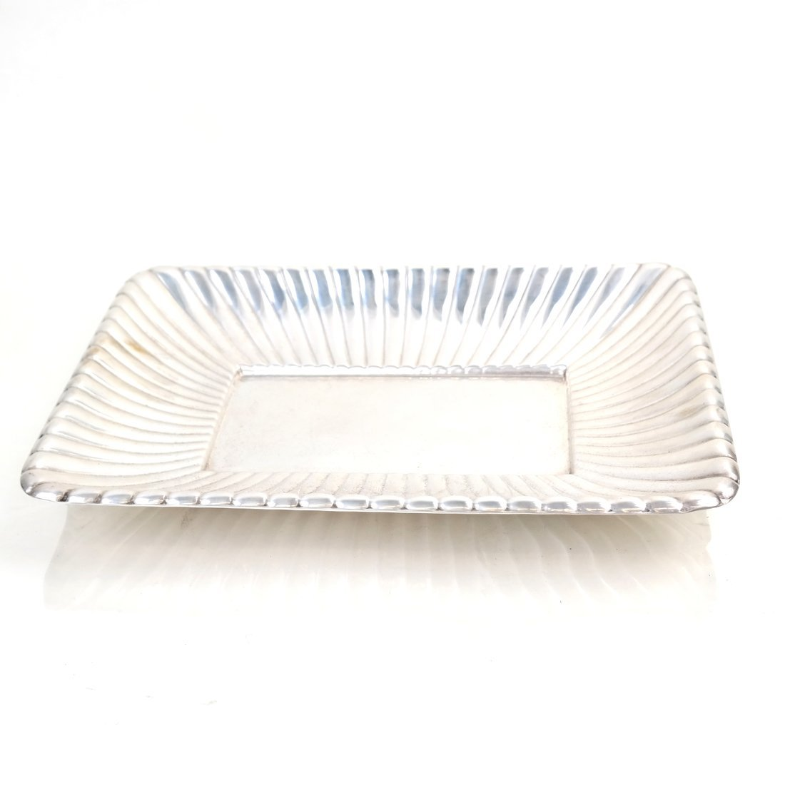Reed & Barton Sterling Serving Dish - 2