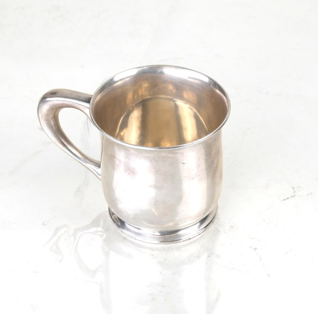 Four American Sterling Table Articles - 2