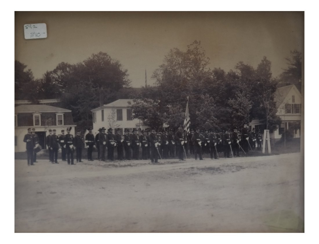 Early CSA Reunion Photograph