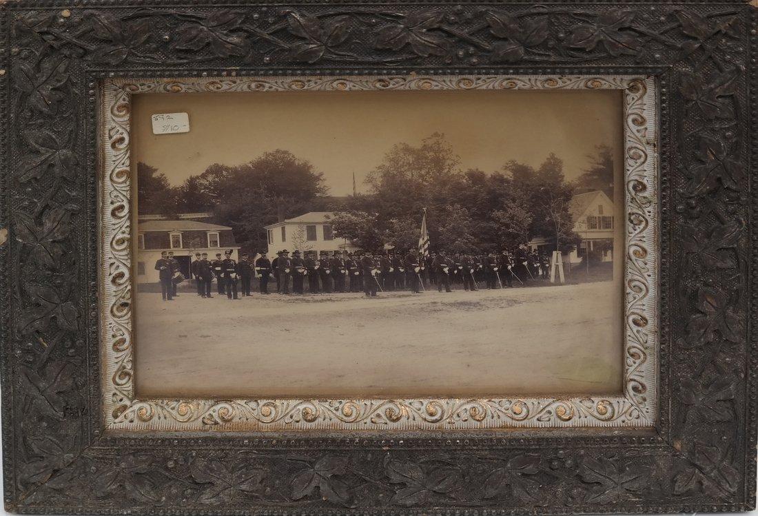 Early CSA Reunion Photograph - 2