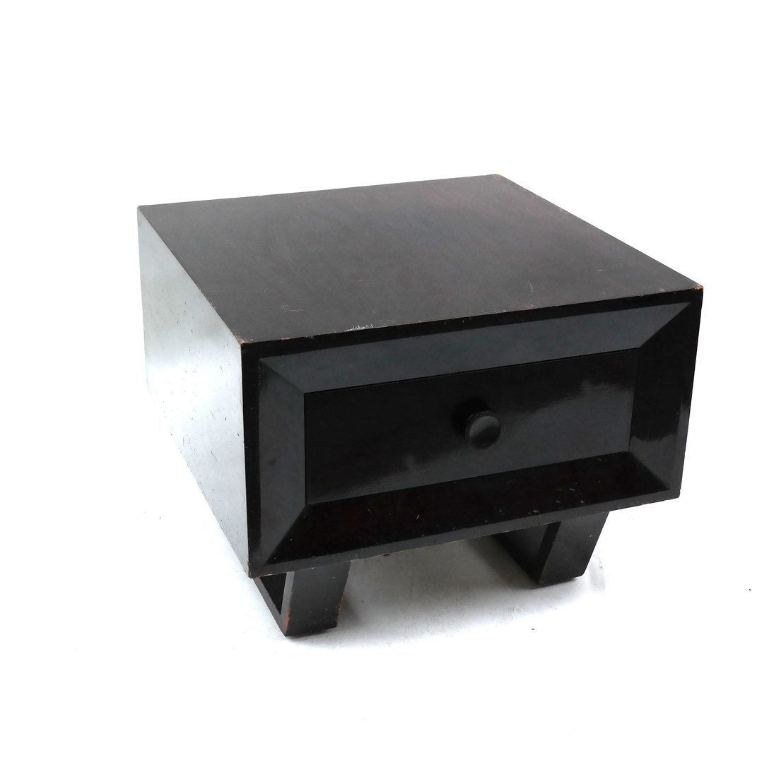 Art Deco-Style Low Table