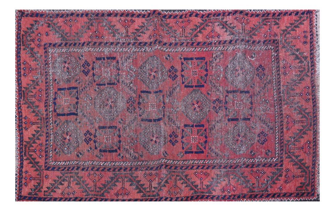 Turkoman Geometric Area Rug