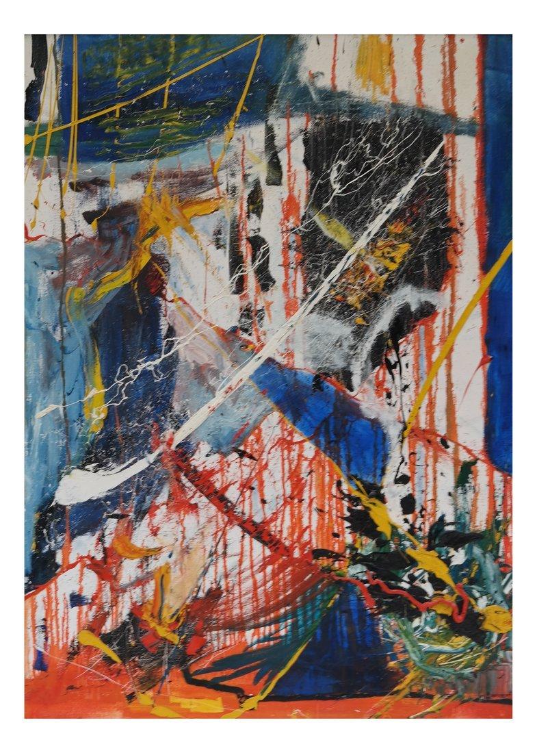 Jonathan Herbert, Abstract Acrylic