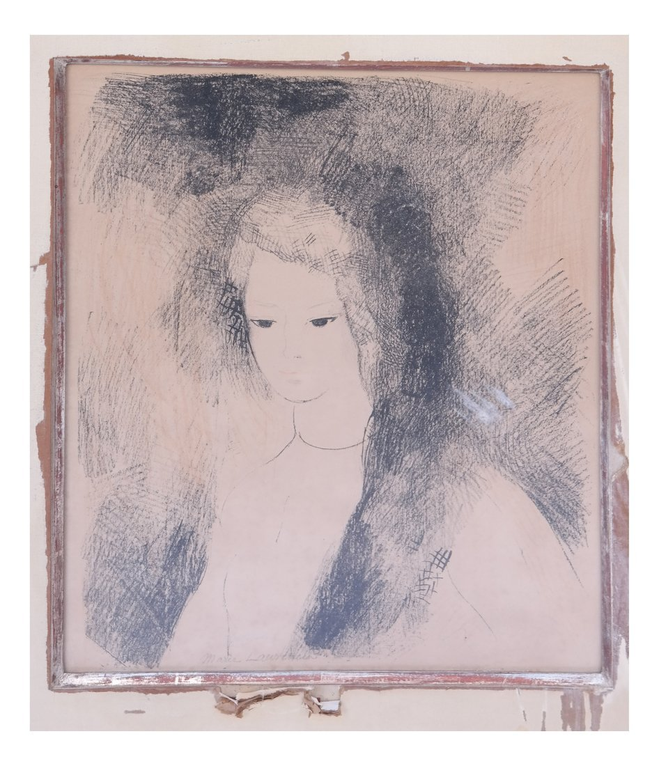 Marie Laurencin, Print of a Woman