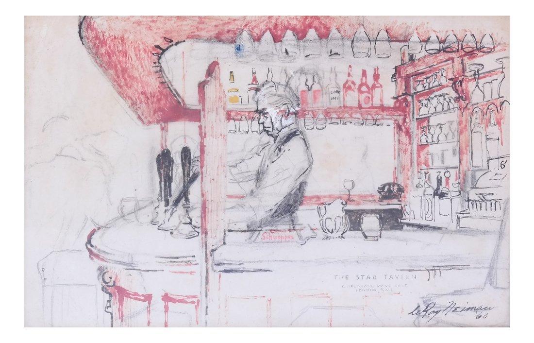 Leroy Neiman, The Star Tavern