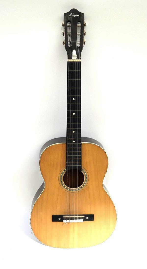 Kingston Acoustic Guitar