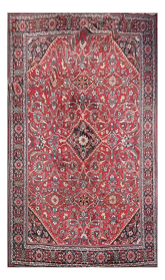 Iranian Wool Pile Rug