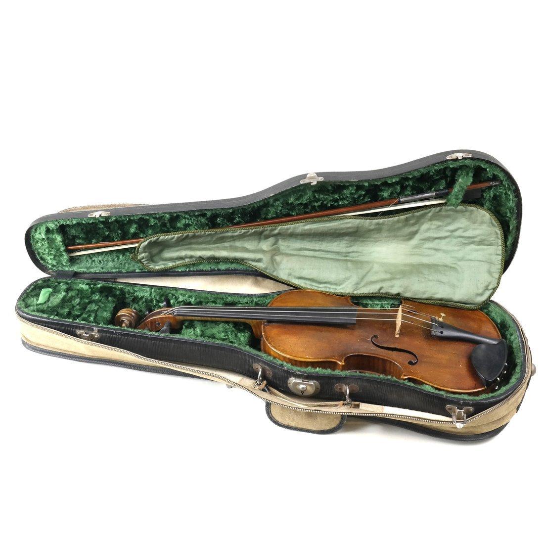 Johann Georg Voigt Violin