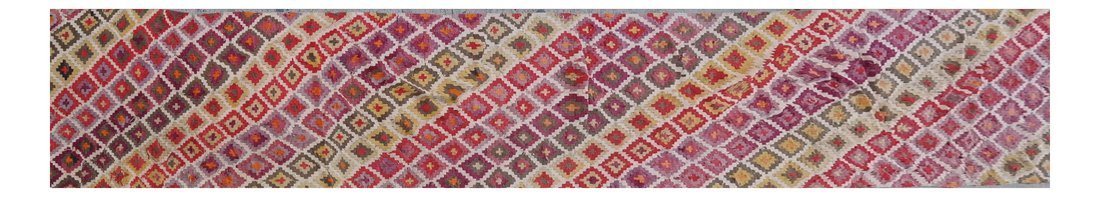Turkish Woven Wool Kilim