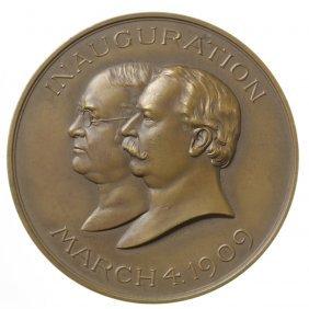 William Howard Taft-James Schoolcraft Sherman Inaugural
