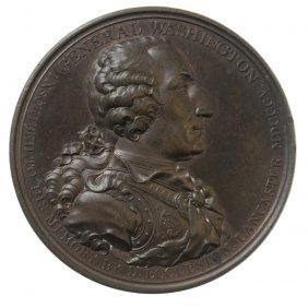 Eccleston Washington Medal, 1805.