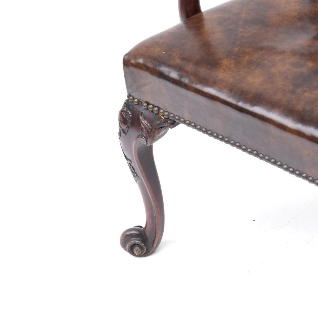 Antique English Armchair - 4
