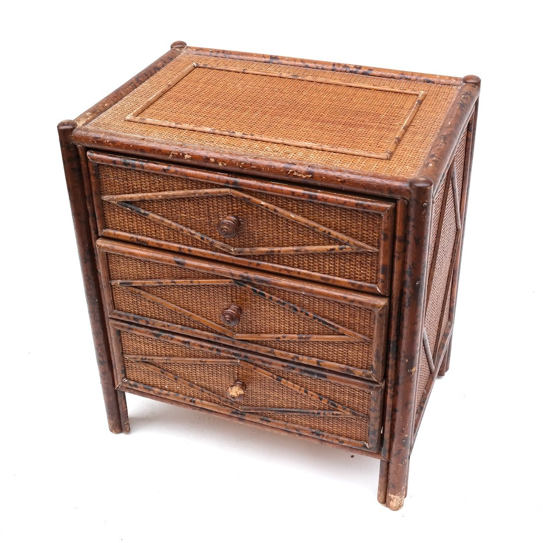 Bamboo-Style Bachelor's Chest