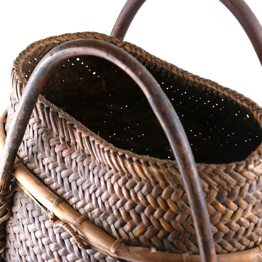 Two Woven Baskets - 7