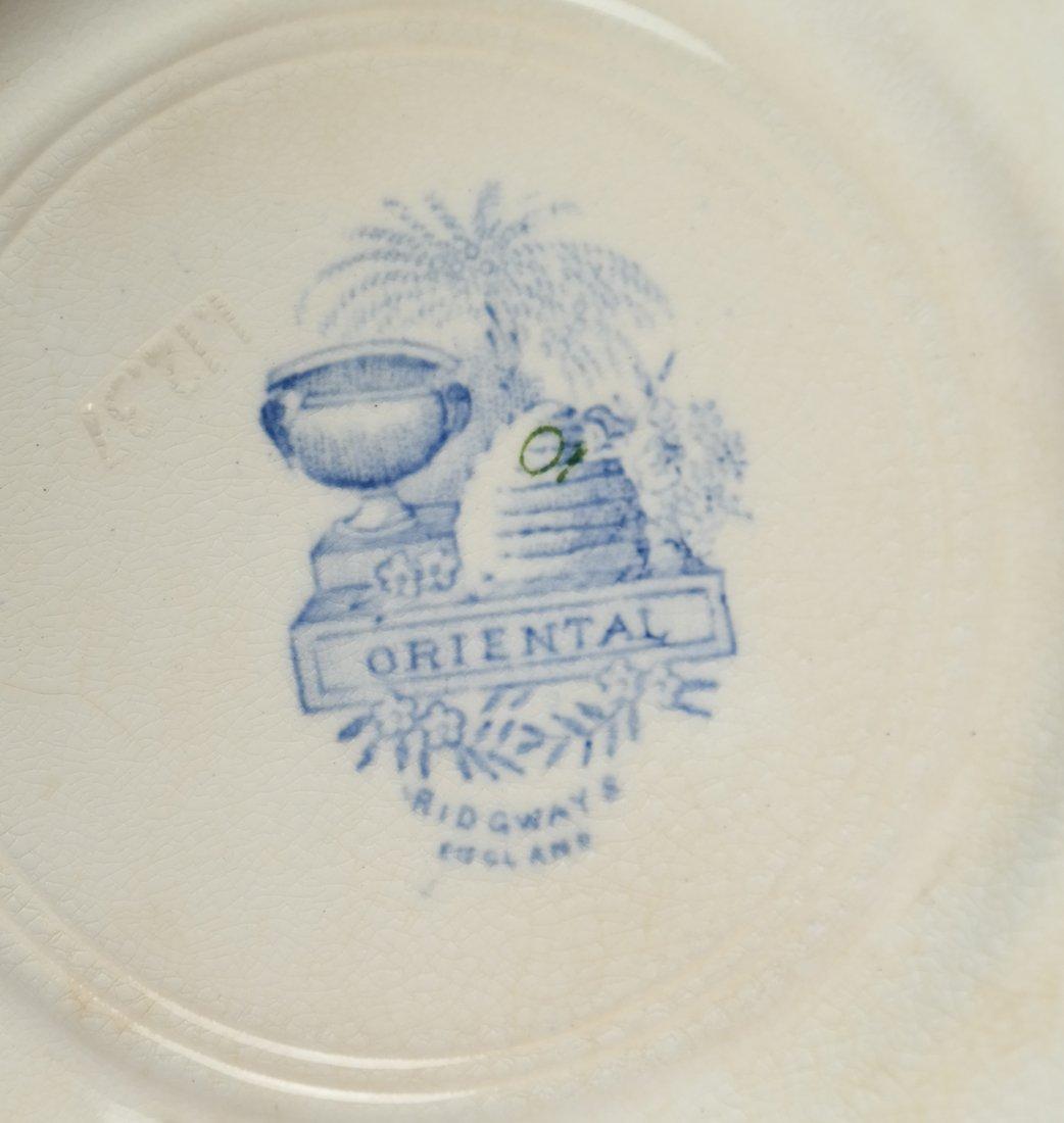 41 Blue & White Porcelain Tableware - 10