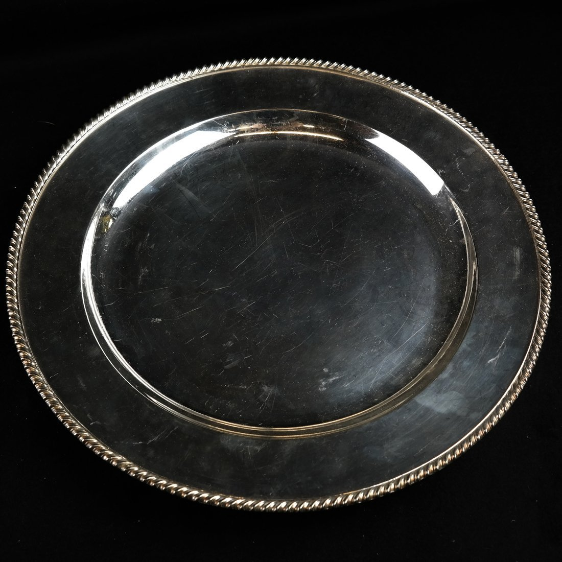 Five Silver Plate Trays - 3