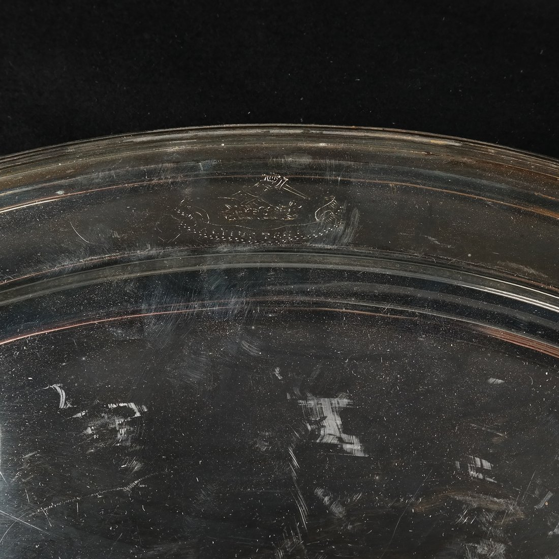 Five Silver Plate Trays - 7