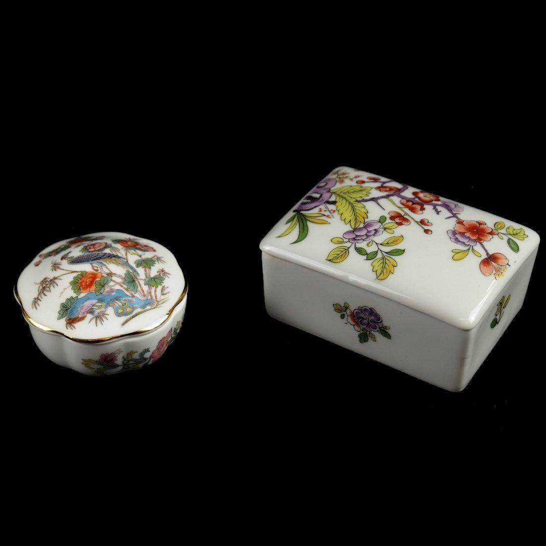 18 Assorted Porcelain Articles - 6
