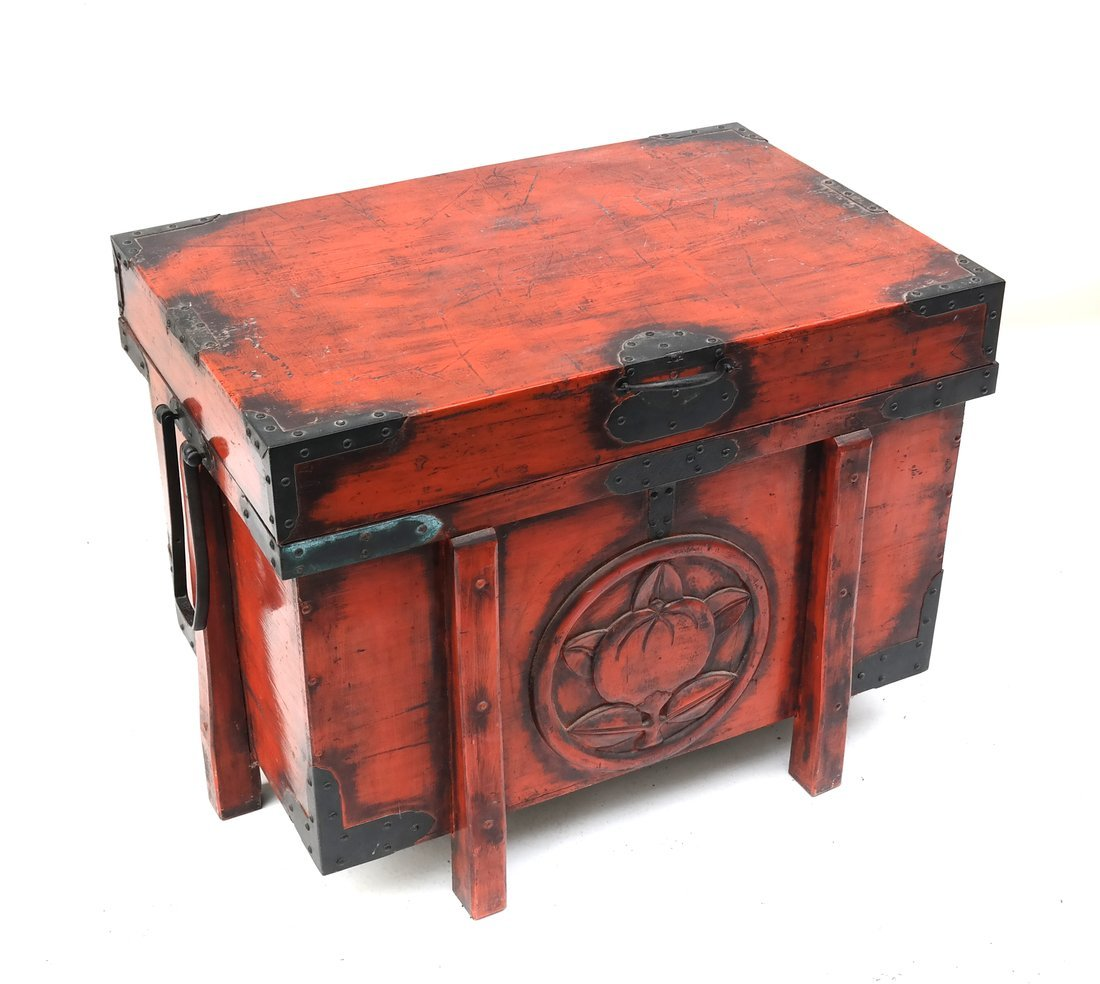 Asian-Style Trunk