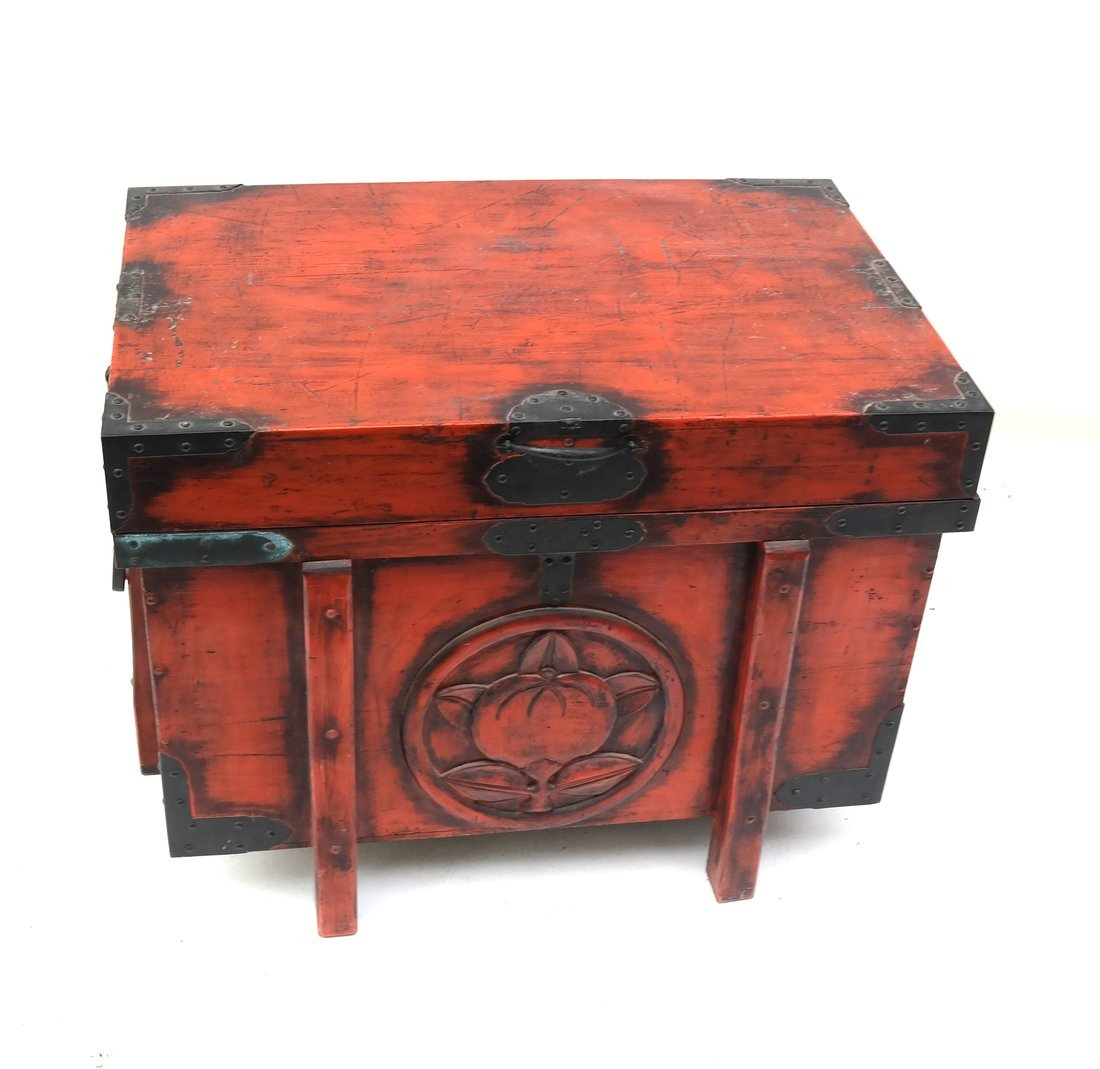 Asian-Style Trunk - 2