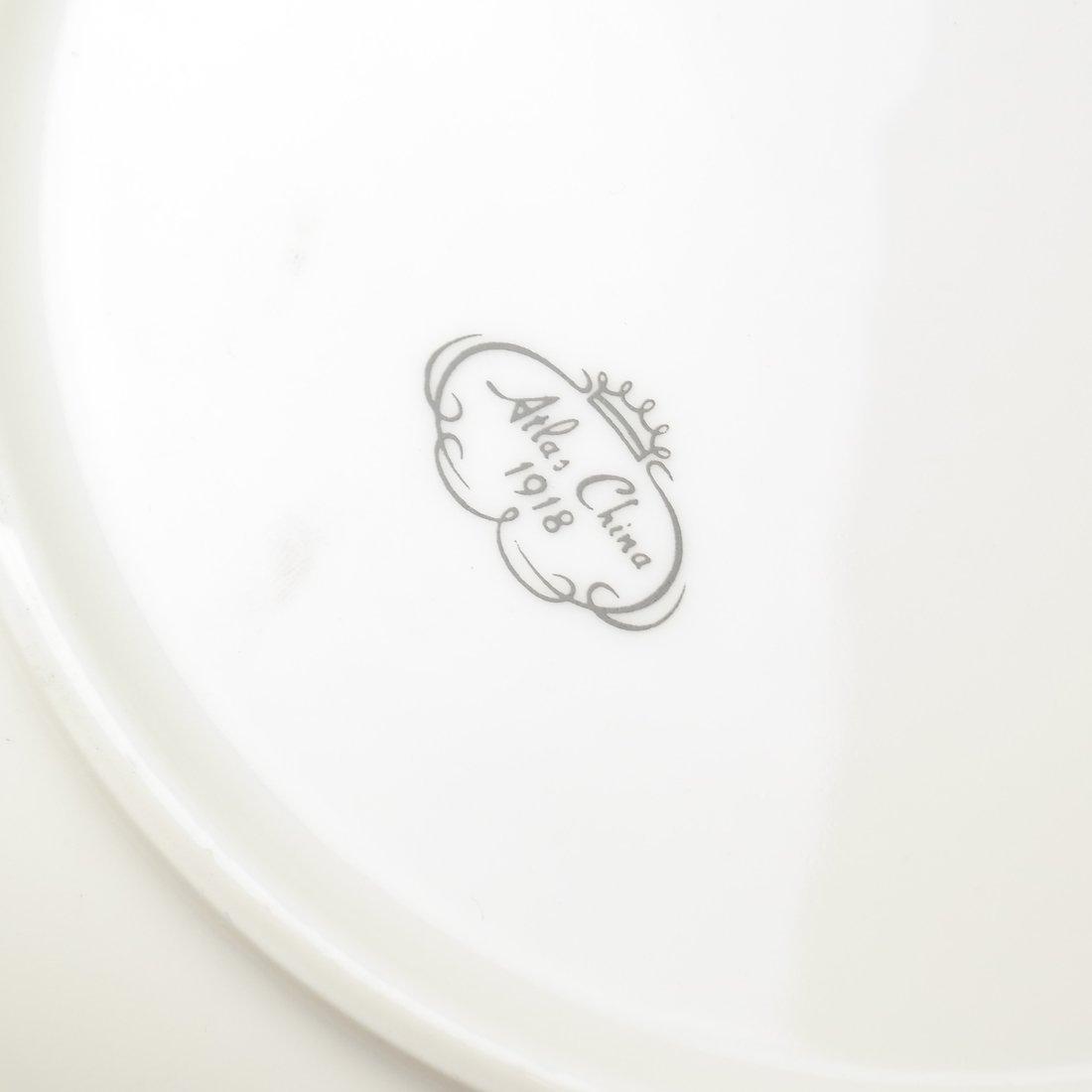 14 Ceramic Bird Decorated Plates - 7