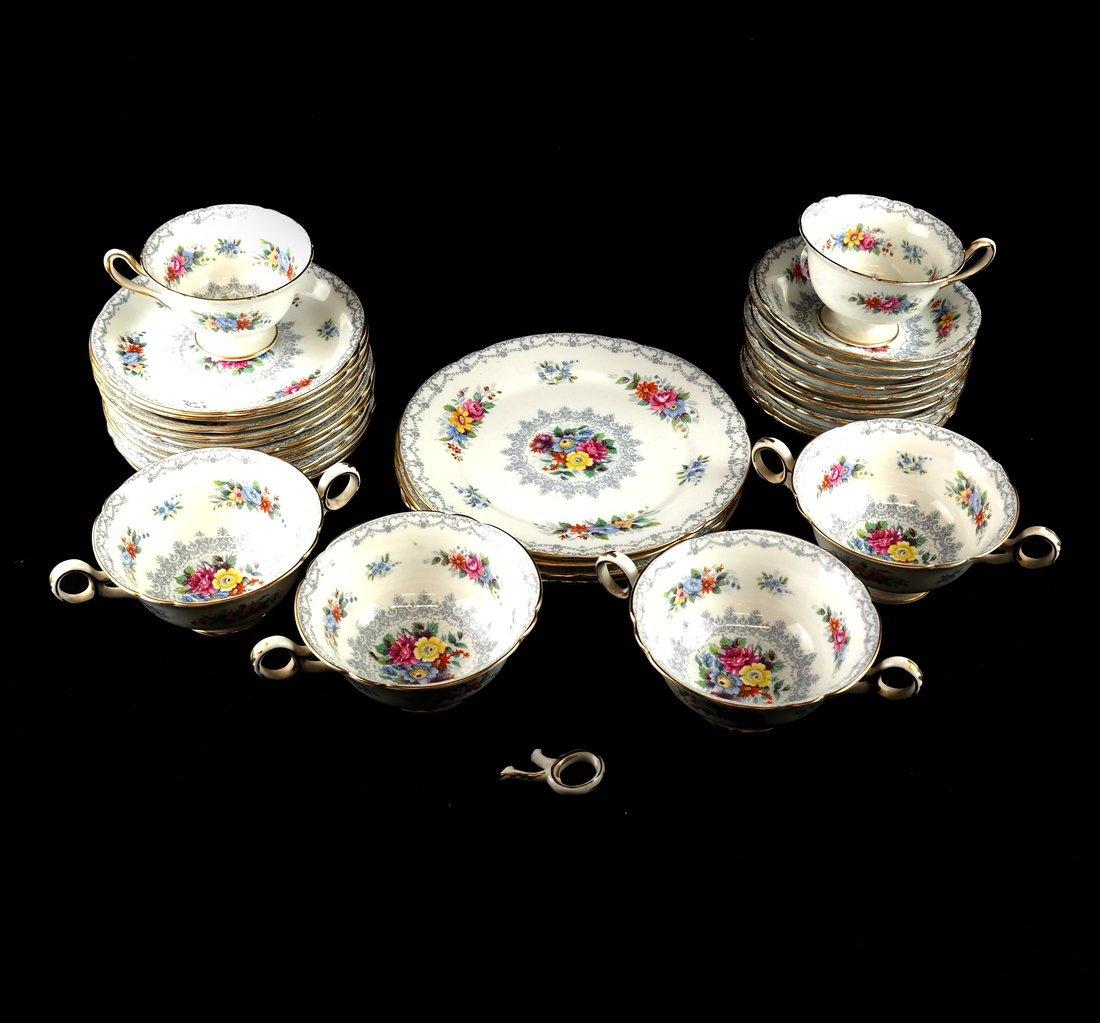 31 Pieces Shelley Porcelain