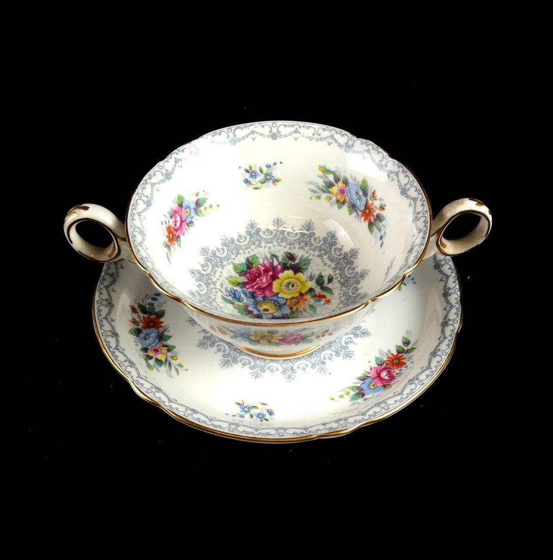 31 Pieces Shelley Porcelain - 5